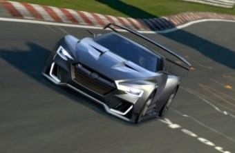 GT6 Subaru racer trimmed