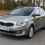 Weekend Roadtest: Kia Carens 3 1.7 CRDI SatNav