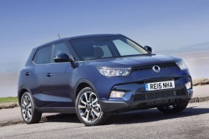 SsangYong Tivoli is important addition to range