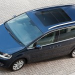 Big VW Sharan is for big families or business use