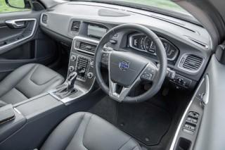 Volvo V60 Cross Country estate front interior