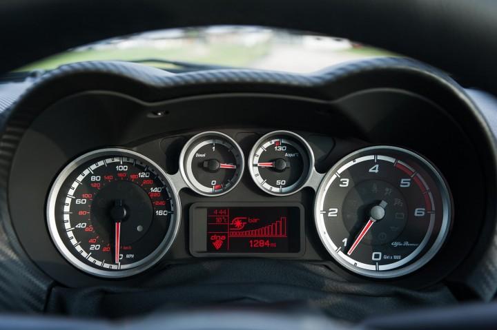 Alfa Romeo MiTo dash MY14