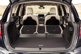 BMW 2 Active Tourer load space