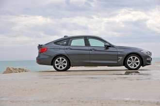 BMW 3GT side static small
