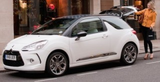 Citroen DS3 front static shopping