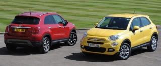Fiat 500X duo 2 Longleat med
