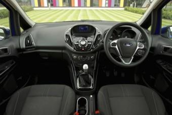 Ford B MAX fascia