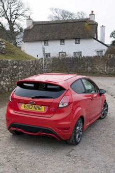 Ford Fiesta ST cottage