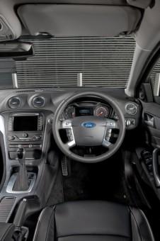 Latest Ford Mondeo UK Nov 2010