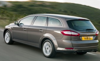 Ford Mondeo MY11 Wagon 2