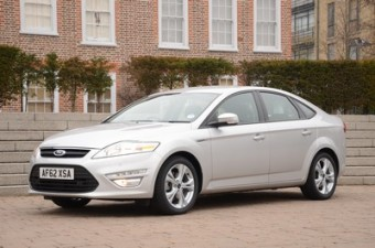 Ford Mondeo MY13 front