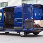 Law change will open up van market