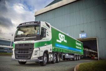 Gwynedd Shipping Volvo
