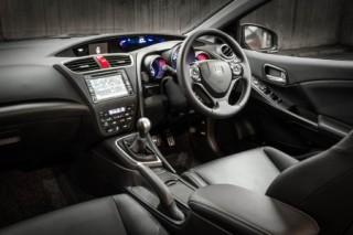 Honda Civic 2015 inside front