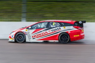 The new Honda Civic Tourer will be campaigned in the British Touring Car Championship 2014 using a 350bhp 1.8 engine with a 0-60mph time of about 4sec and maximum speed of 150mph.