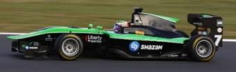 Hugarian GP3 Seb Morris