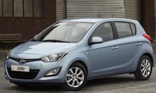 Hyundai i20 MY12 1