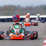 Big entry & close racing at Llandow Kart Club meeting