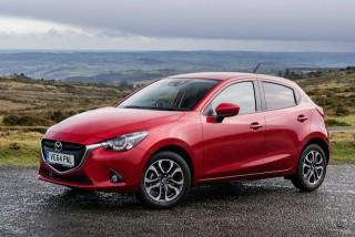 Mazda2 front static Dartmoor