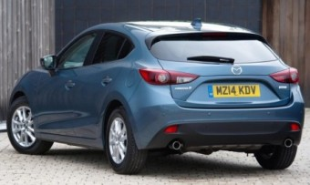 Mazda3 rear static med