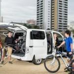 Nissan power up bigger EV for businesses