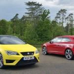 Weekend roadtest: Hottest yet SEAT Leon Cupra