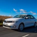 Weekend roadtest: Skoda Rapid 1600 90ps Greenline