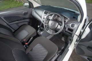 Suzuki Celerio static driver seat