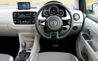 VW e up fascia rhd