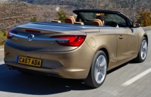 Vauxhall Cascada 2 action cropped