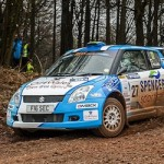Plains Rally marks half-way point in Welsh Forest Rally Championship