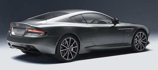 AM DB9 GT rear studio med