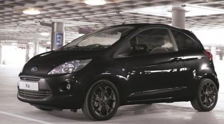 Ford Ka Black