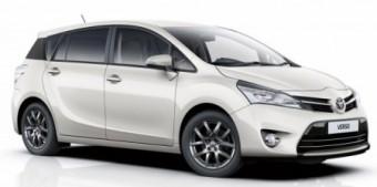 Toyota Verso TrendPlus static