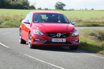 Volvo S60 handles well