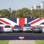 UK automotive and engine production hit records