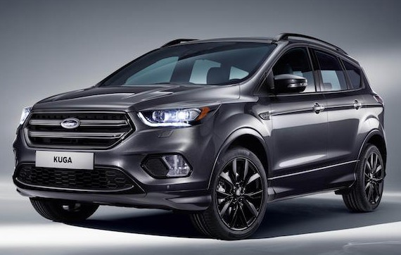 New look Kuga gets major technical changes
