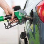 Petrol prices hit low in Wales