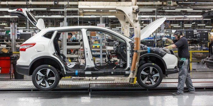 Demand drives Qashqai production
