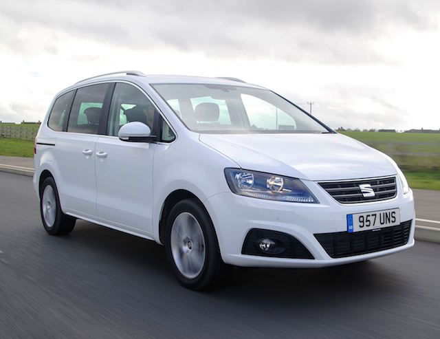 sunday drive seat alhambra wheels within wales. Black Bedroom Furniture Sets. Home Design Ideas