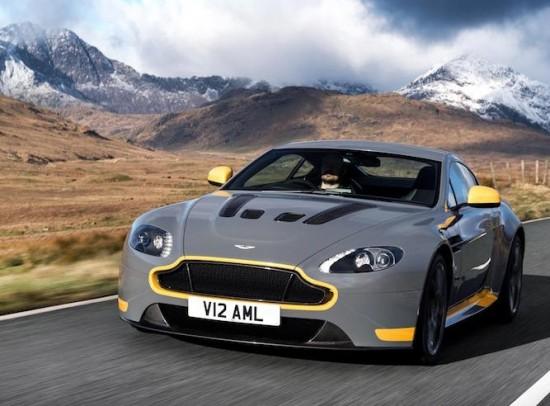 Aston Martin V12Vantage S