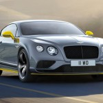 New Continental GT Speed and Black Edition