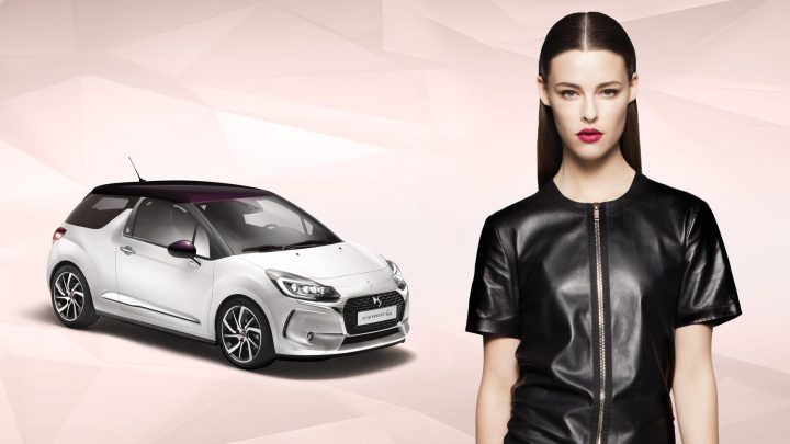 DS3 Givenchy limited edition for UK