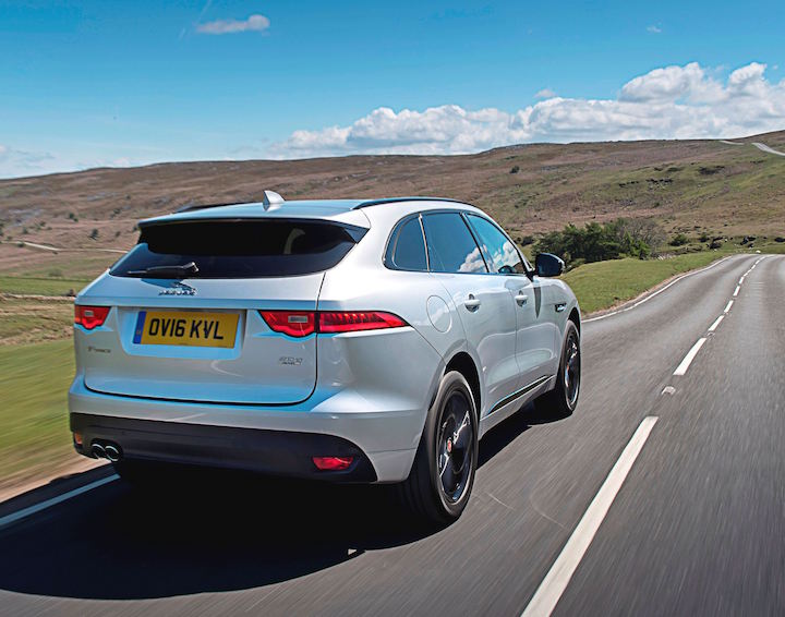 F-Pace needs careful consideration when it comes to options