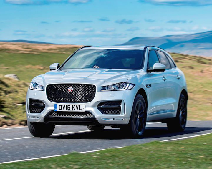 Jaguar F-Pace is the marque's most important model in decades