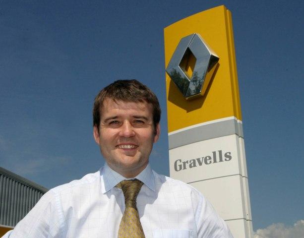 Jonathan Gravell