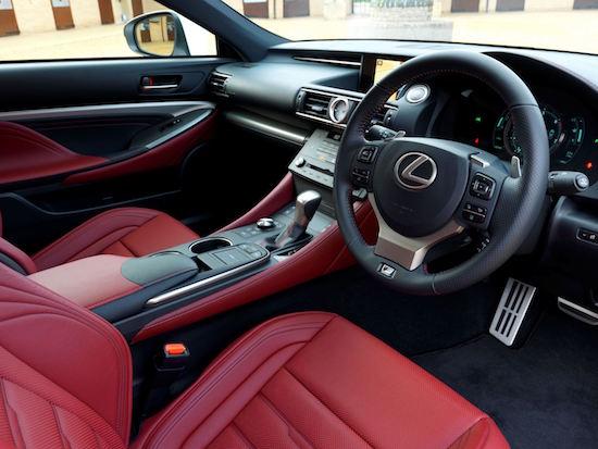 Very stylish interior will win admirers