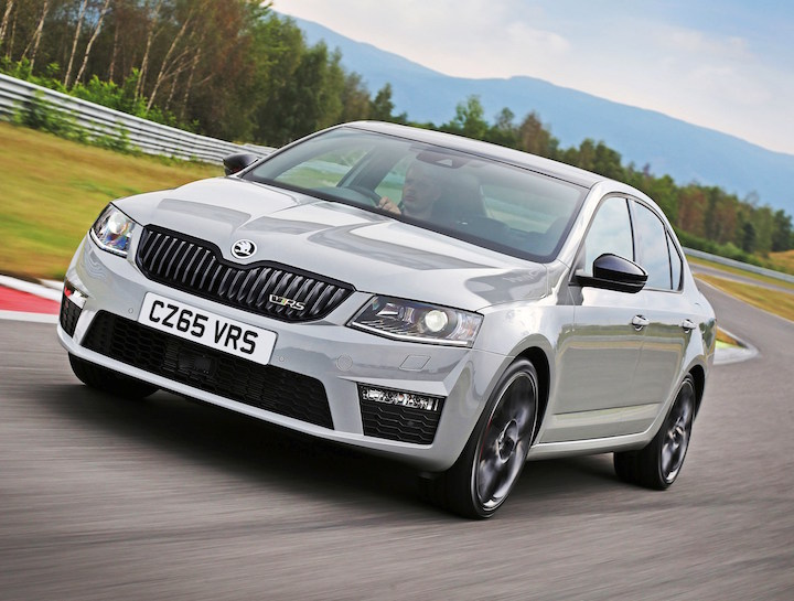 Skoda Octavia vRS for 2016