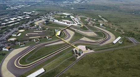 Circuit of Wales aerial large