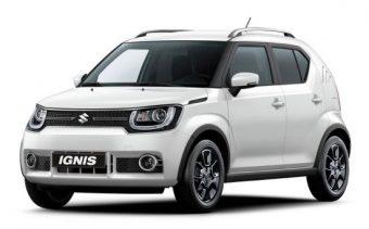 Suzuki Ignis static studio